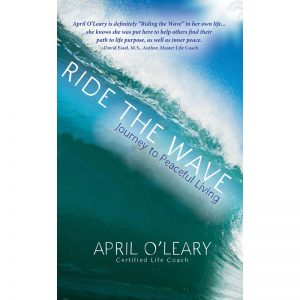 April O'Leary - Ride the wave