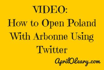 14 09 04 Poland and Arbonne