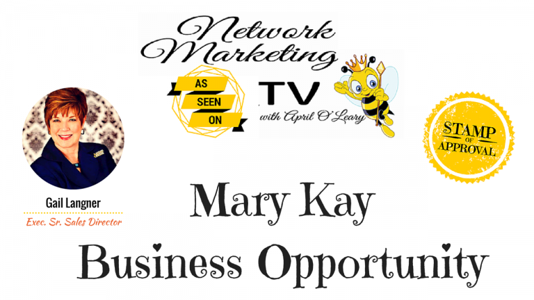 Mary Kay Business Opportunity with Gail Langner
