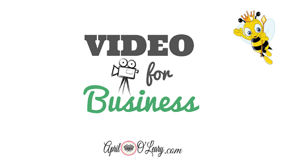 blog image video for business