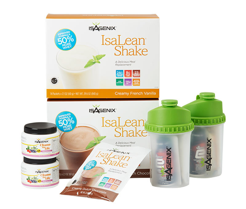 shake and cleanse pack