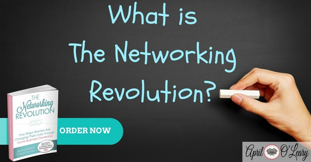 What is The Networking Revolution?
