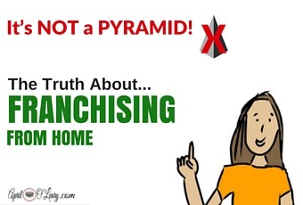 It's Not a Pyramid! The Truth About Franchising From Home