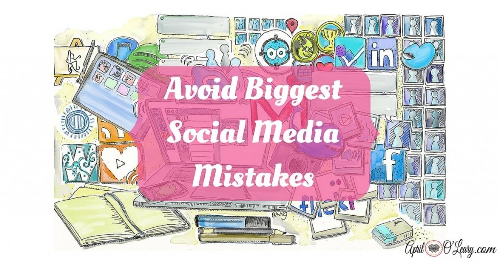 How to Avoid The Two Biggest Social Media Mistakes