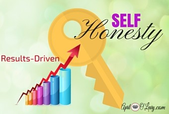 Results-Driven Self-Honesty WTF?