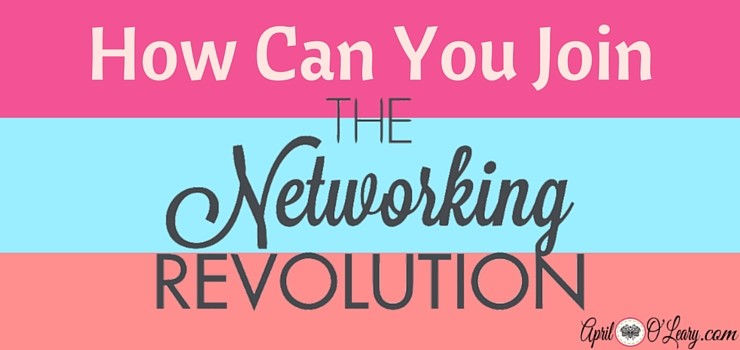 How Can You Join The Networking Revolution