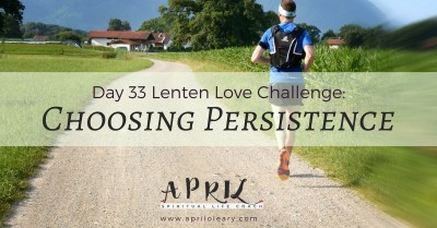 Day 33: Choosing Persistence