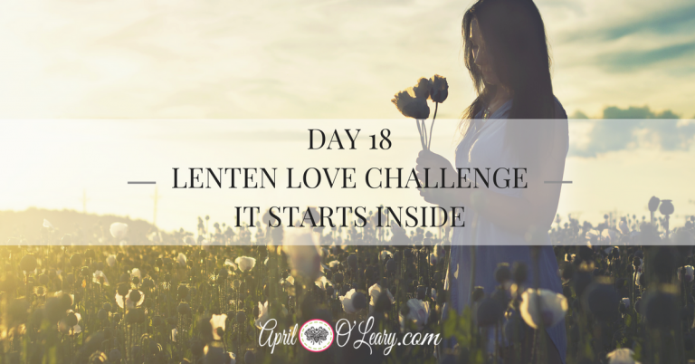 Day 18: It Starts Inside