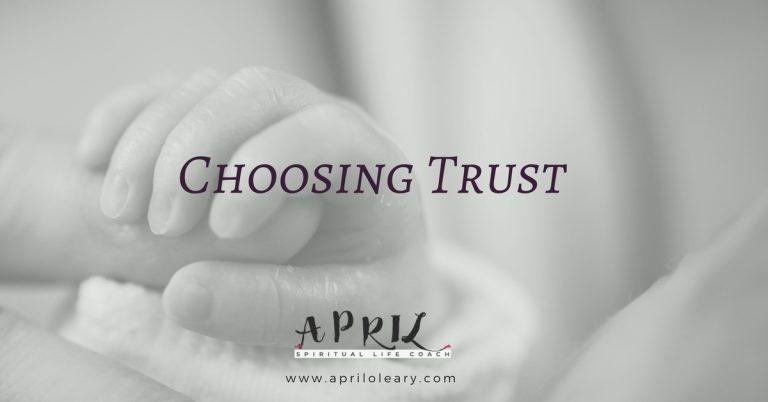 Choosing Trust