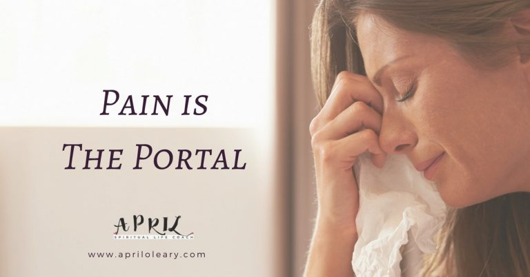 Pain is the Portal
