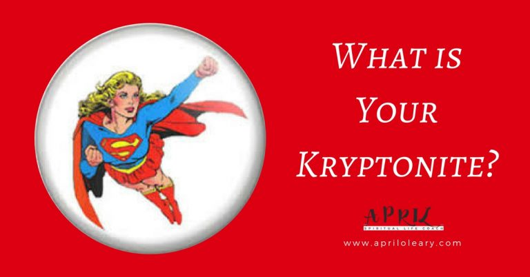 What is Your Kryptonite?
