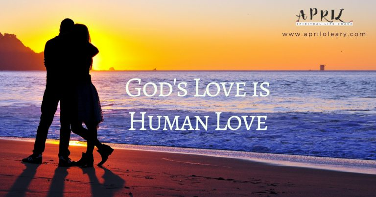 God's Love is Human Love