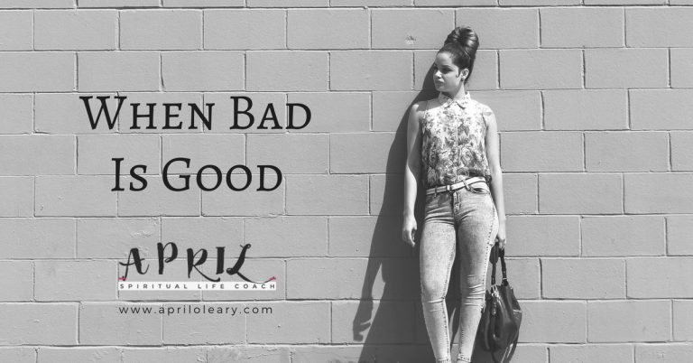 When Bad is Good