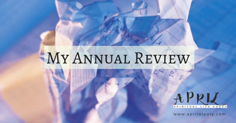 My Annual Review